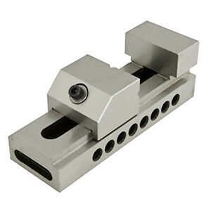 Hfs r 4 Precision Grinding Screwless Mini Insert Vise Toolmaker Steel 002