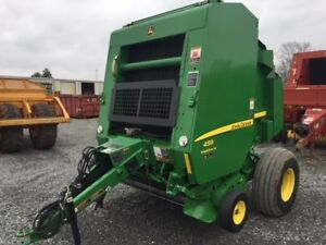 2014 John Deere 459 Silage Special Round Balers