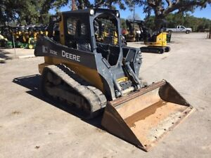 2014 John Deere 323e Multi Terrain Loaders
