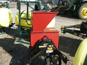 2011 Matermacc Tph00837 Lawncare Chippers Grinders