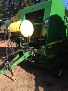 2011 John Deere 468 Silage Special Round Balers