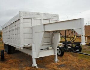 1989 Other 89 24x8 Construction Equipment Trailers