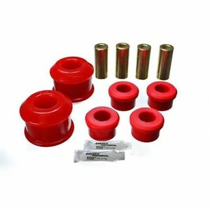 Energy Suspension Front Control Arm Bushings Acura Rsx 02 04 01 05 Civic Red