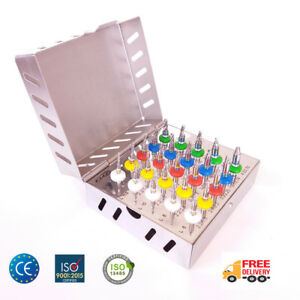 Conical Drill Kit Dental Implant Surgical Drill Kit