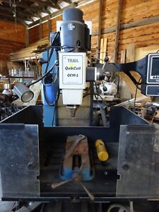 Southwestern Industries Trak Quik Cell 3 Axis Mill