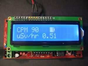 Diy Geiger Counter Kit Original Gk b5