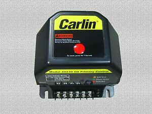 Waste Oil Heater Parts Clean Burn Ignition Primary Control By Carlin 3340