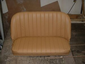 Hot Rod Rat Rod 29 30 31 32 Ford Chevy Fold Down Bomber Bench Seat