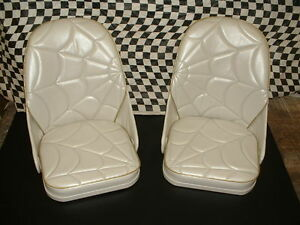 Hot Rod Rat Rod 32 Ford Bomber Bucket Seats