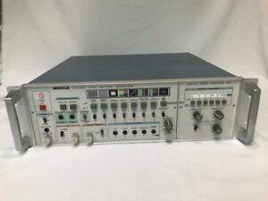 Leader Lcg 400 Ntsc Pattern Color Bar Generator 400 01 Video Sweep Marker Unit