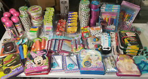 Lot Of Home Office Supplies Paper Mate Crayola Disney Sharpie Star Wars Glade