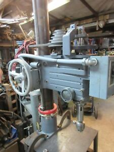 Powermatic Mdl 1200 Drill Press Baldor 2 Hp 3 Morse Taper