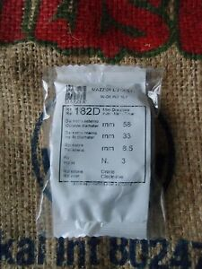 New Burrs 182d For Espresso Grinder Mazzer Mini Brand New Italy Oem