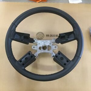 New 08 10 Charger Magnum 300 Dodge Oem Leather Steering Wheel Cruise Control