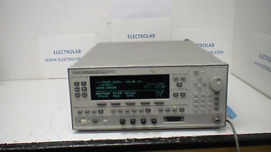 Agilent 83620b 10 Mhz 20 Ghz Synthesized Swept Signal Generator With Op 1 2