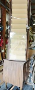 Coin Jewelry Display Spin Around 36 Shelves Each 1 1 2 Wide Ideal For 2 X 2