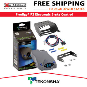 Tekonsha Prodigy P2 Electric Brake Control Proportional For 1 To 4 Axle Trailers