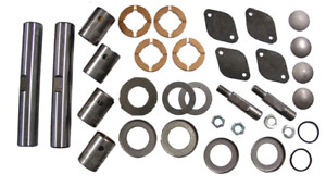Chevrolet Chevy Gmc 3 4 1 1 1 2 Ton Truck King Pin Kit 1931 1952 See Years