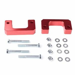 2 5 Front Leveling Lift Kit Fits Chevy Silverado 07 17 Gmc Sierra Gm 1500 Lm Rd