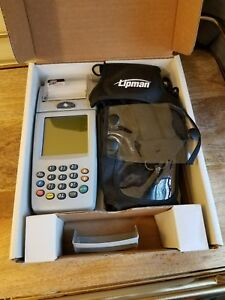 Verifone Nurit 8000 Wireless Credit Card Terminal Pre owned