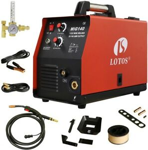 Welding Machines Power Tool Wire Feed Electric Stainless Steel Aluminum Gas Hose