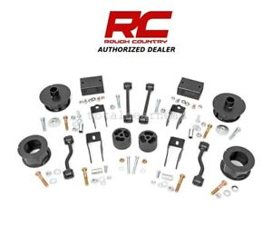 2018 Jeep Jl Wrangler 4wd 2 5 Rough Country Suspension Lift Kit 67700