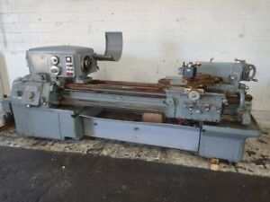 Monarch Lathe 22 X 56 04181200113