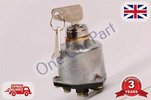 Ignition Starter Switch For Hitachi Digger Excavator High Quality