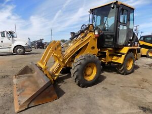 2004 Cat 902 Mini Wheel Loader