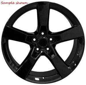 4 New 20 Replacement Wheel Rim For Chevrolet Camaro 24702