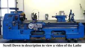 Okuma Gap Lathe tons Of Tooling And Video