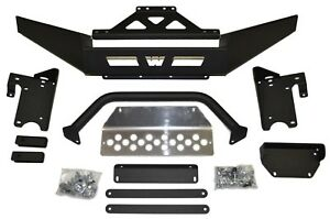 Bumper atv Front Front Warn 85623 Fits 2013 Can am Commander 800r