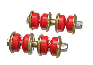 Energy Suspension Front End Link Bushing Set 90 97 Accord Odyssey Red