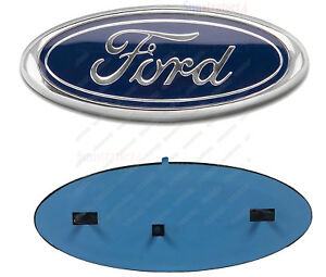 Fit 2007 2014 9 Inch Ford F 150 Blue Oval Front Grille Or Rear Tailgate Emblem