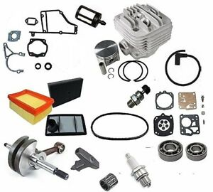 Stihl Ts400 Cut off Saws Overhaul Rebuild Kit With Crankshaft
