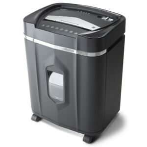Aurora Au1210ma Professional Grade High Security 12sheet Microcut Paper Shredder