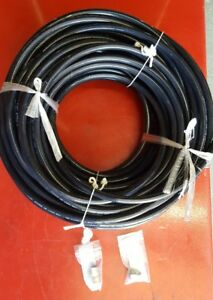 Schieffer 1 4 X 150 4400 Psi Thermoplastic Sewer Jetter Hose 5 5 Nozzles