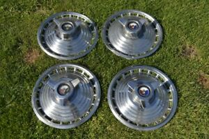 14 Wheel Cover deluxe Spinner Hub Cap 1963 Ford Galaxie 500 Xl country Squire c