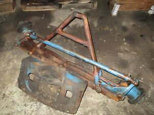 Ford Fordson Super Major 5000 Tractor Wide Front
