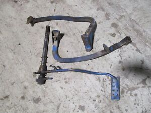 Ford 2000 3000 Tractor Pedals