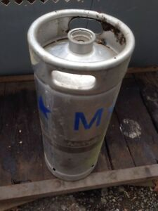 5 Gallon Stainless Keg Home Brew Beer Cornelius Soda Fountain