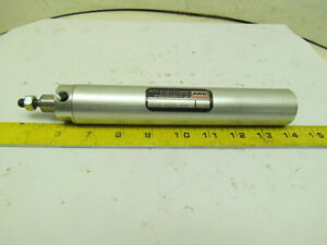 Aro 0118 6029 030 Pneumatic Air Cylinder 1 1 8 Bore 3 Stroke Spring Return