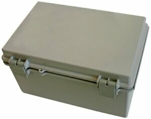 Plastic Box Solid Door Electrical Enclosure Solid Door Nema W Hinge 11 3x7 5x5 5