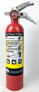 Advantage Badger Portable Marine Fire Extinguisher Adv 250 2 5lbs With Bracket