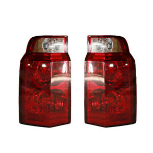 New Tail Light Pair Fits Jeep Commander 2007 2008 2009 2010 Ch2819108 Ch2818107