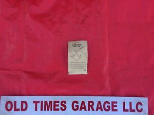 Nos Muncie 4 Speed Transmission Gear Saver Side Cover Pin E Clips Gm Chevy
