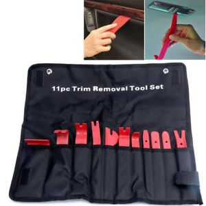 Panel Removal Tool 11 Pcs Premium Auto Trim Upholstery Removal Kit