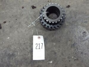 John Deere 4630 Tractor Pinion Highlange Gear Part r54567 Tag 217