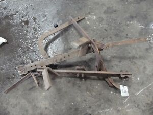 Allis Chalmers G Cultivator Part x 2 Tag 630
