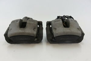 09 Mercedes W204 C300 C350 Brake Calipers Front Left Right